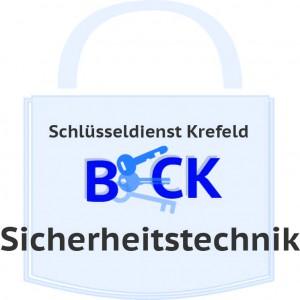Sicherheitstechnik Krefeld Beck